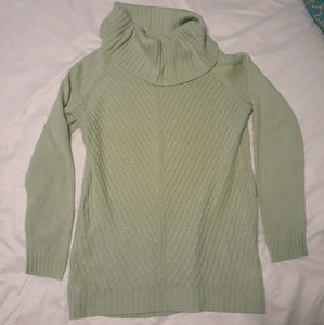 Faded Glory Mint Green Sweater